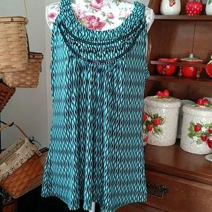 Fashion Bug blouse Size 1X